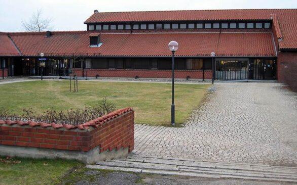 Herredshuset Hovedinngang