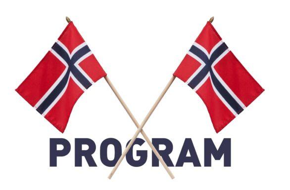 Bilde program flagg